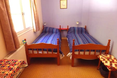 La Pierre Plantee - Twin Bedroom - Penzion (B&B)