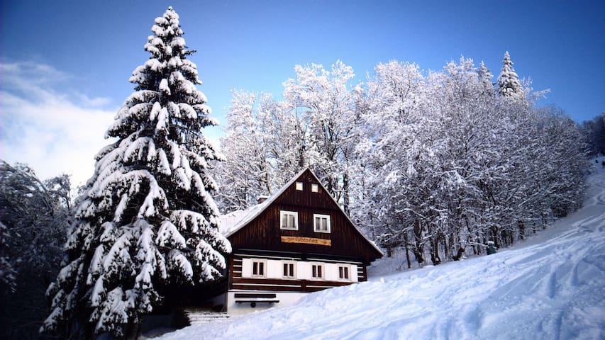 Chata Votočka - Rokytnice nad Jizerou - Casa