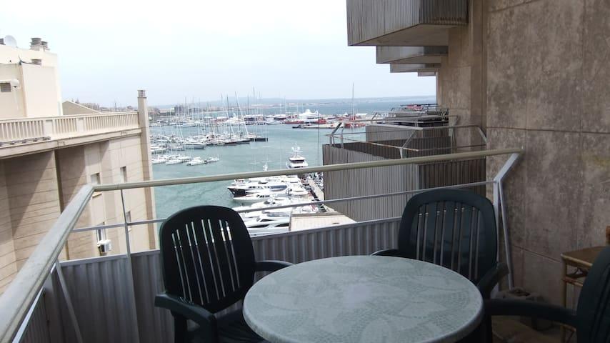 Paseo Maritimo - Palma - Apartment