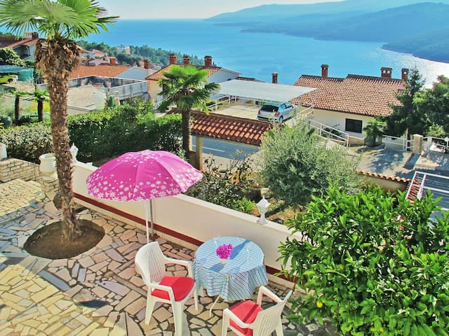 Holiday Apartment Palma in Rabac