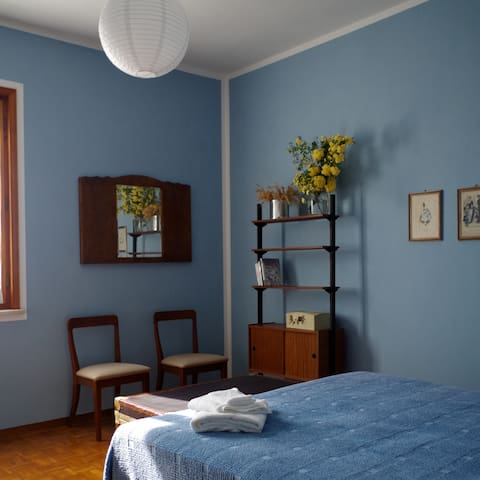 B&B il Rosmarino - camera blu - Viazzano - Bed & Breakfast