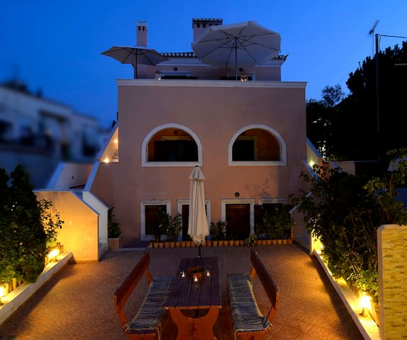 Spetses center comfy apartment - Spetses - Byt