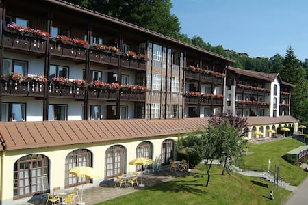 1-room apartment MONDI-HOLIDAY Oberstaufen for 2 persons - Oberstaufen - Lejlighed