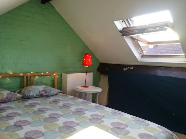Chambre à Ixelles