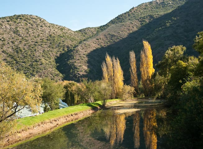 Old Mill Self Cater for 2 Mountain View&Restaurant - Oudtshoorn - Wohnung