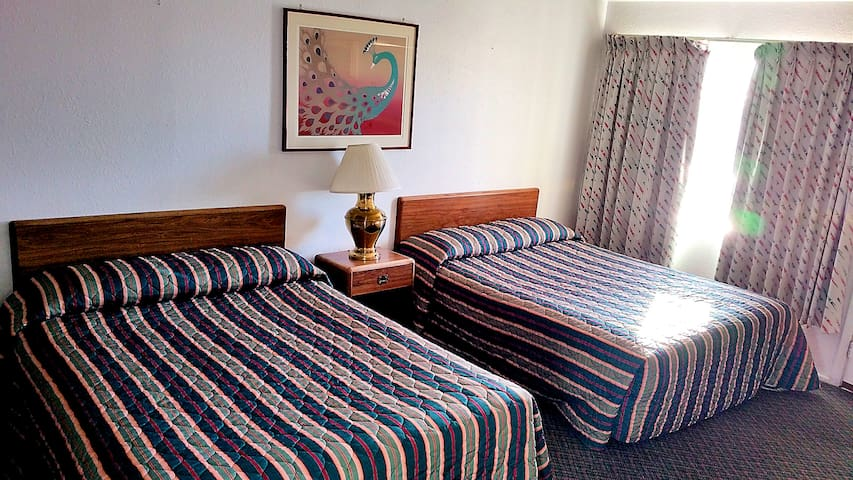 Budget Inn 2-Bed Room Gallup, NM
