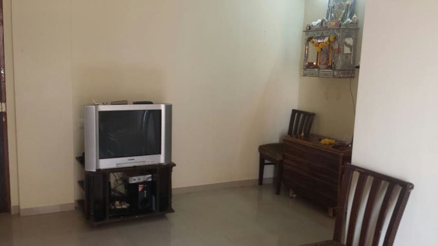Near Titwala Sidhivinayak Temple - Titwala - Appartement