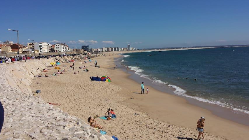 Figueira, Buarcos, com vista de mar - Buarcos - Leilighet