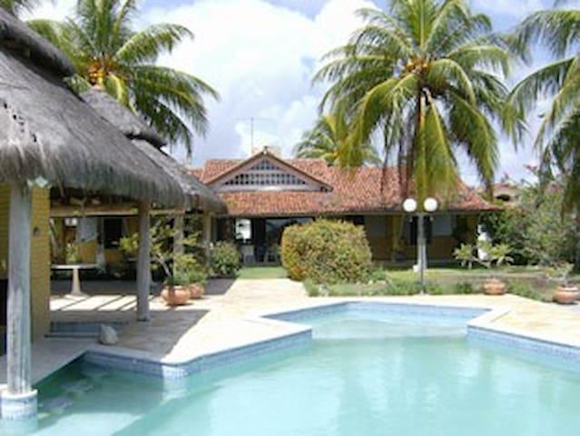Sol Nascente pool house - Ilha de Itamaracá - House