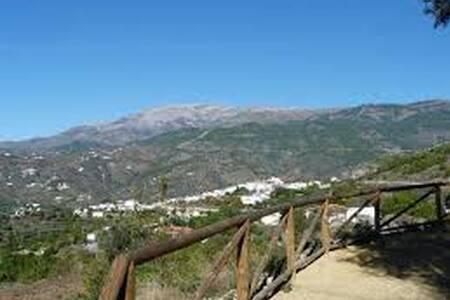 parq.natural sierra tejeda almijara - Canillas de Albaida - Bed & Breakfast
