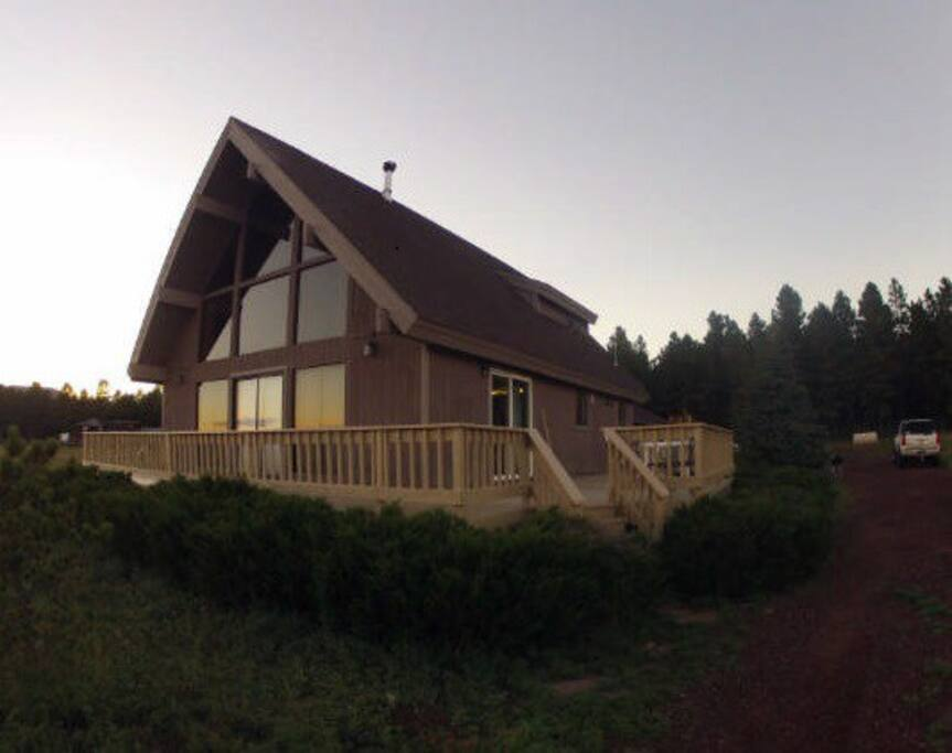 Flagstaff Snowbowl And Grand Canyon Getaway Cabins For