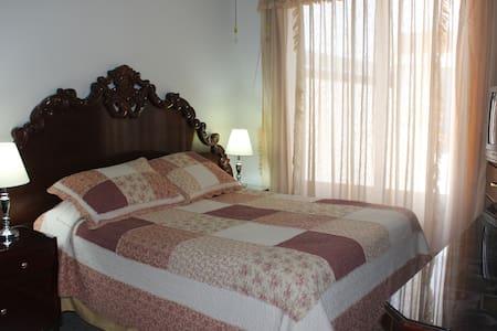 Habitación S súper cómoda - Tepic