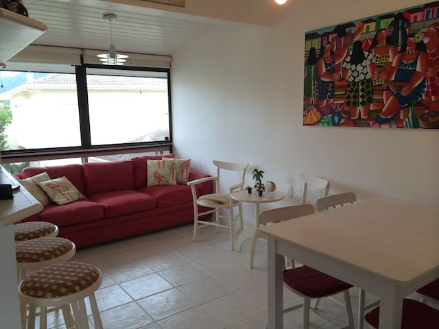 Cozy apartament in Maresias - São Sebastião - Departamento