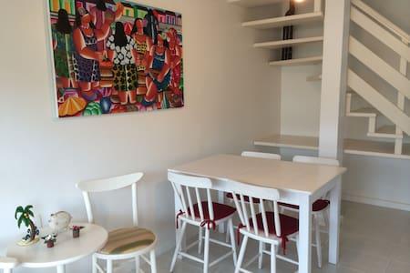 Apartamento aconchegante (Maresias) - São Sebastião - Apartamento