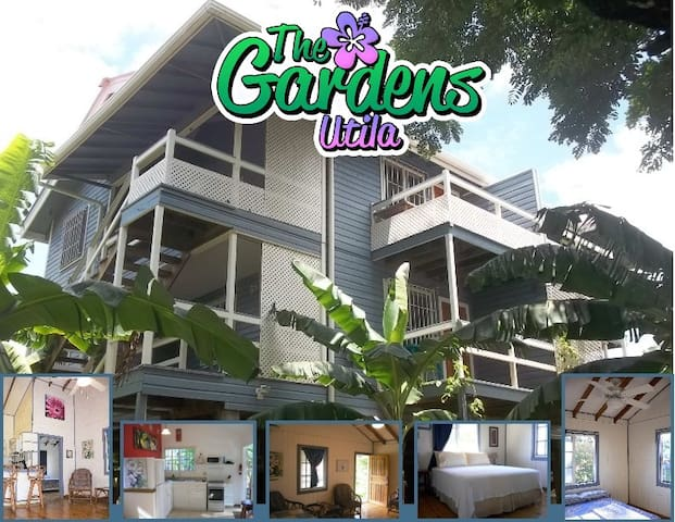 The Gardens - Utila - Apartment