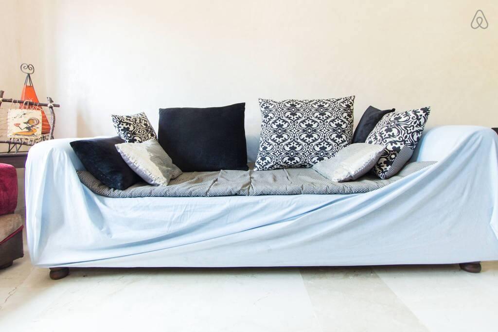 Mon canapé préféré !