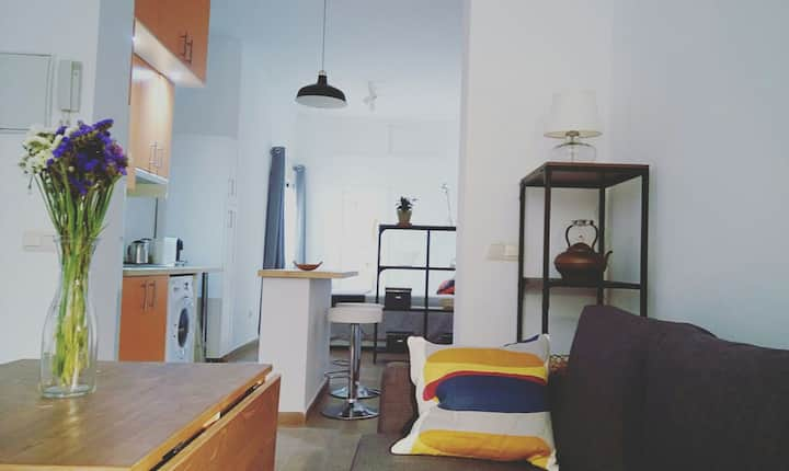 Cozy apartment in the heart of Málaga downtown
