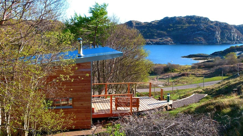 Lazybed Cabin - Inverkirkaig - Chatka