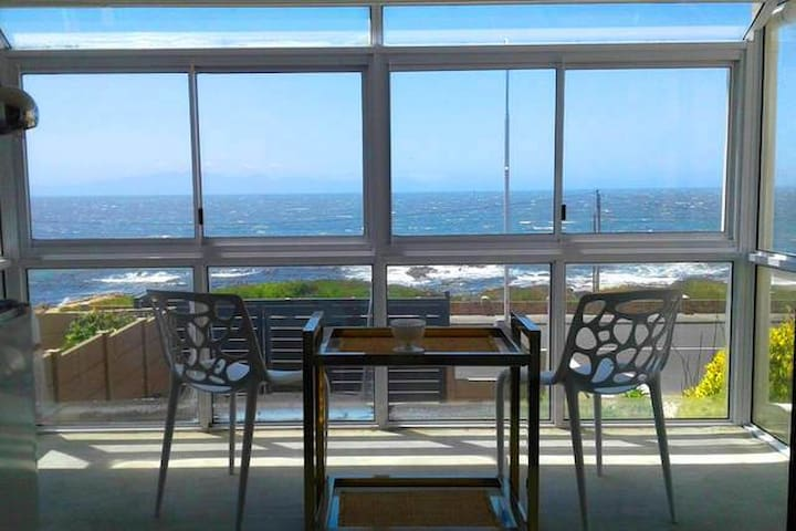 Whale & Penguin Beach House -Independent Apartment - Cape Town