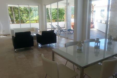 Brand new condo with pool! - Las Terrenas