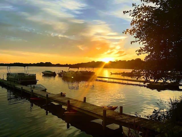 Lake House Vacation Getaway