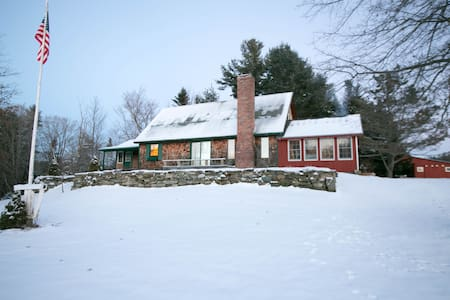 Green Mountain Country Cottage - Chester - Rumah