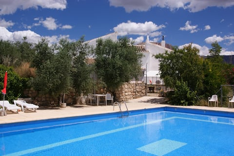 El Álamo, een 5 persoons appartement in Andalusië