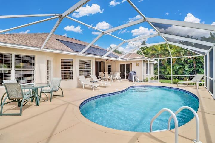 Briarwood South Exposure Pool Villa