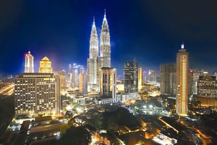 7# Cosy Apt 2mins KLCC + FREE WiFi - Kuala Lumpur