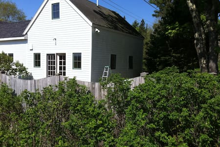 Converted barn near Bar Harbor - Wohnung