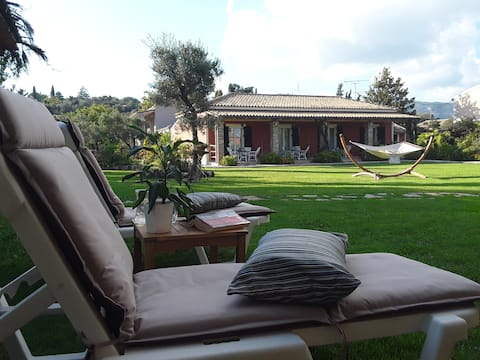 Cozy, Bungalows 100 meters from the beach