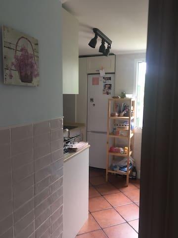 Habitación en piso acogedor