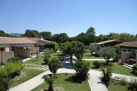 Charming Lodge - Terrace - 30m² - Saint-Rémy-de-Provence