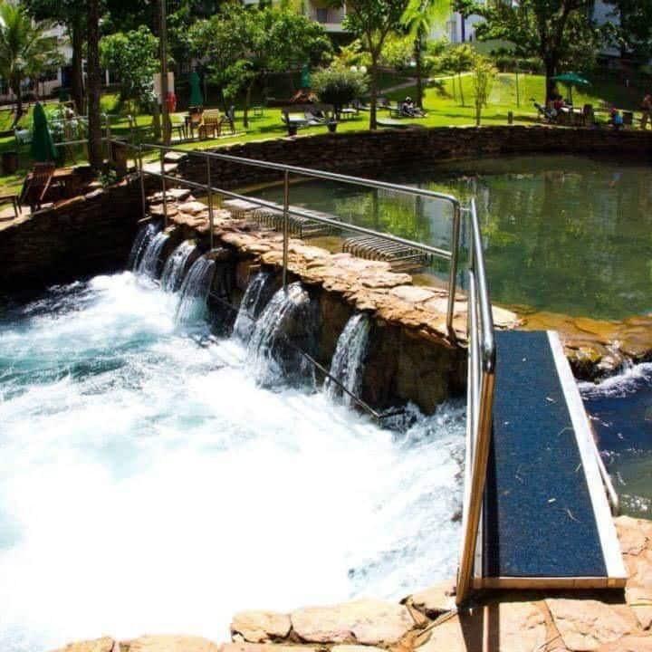 Thermas Paradise-Rio Quente Caldas Novas 1 Quarto