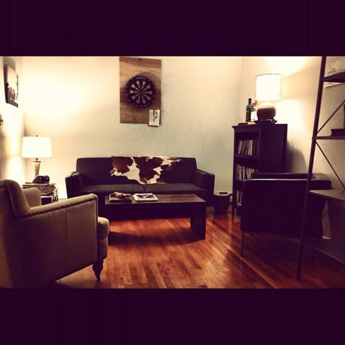 Living Room (opposite dining table side)