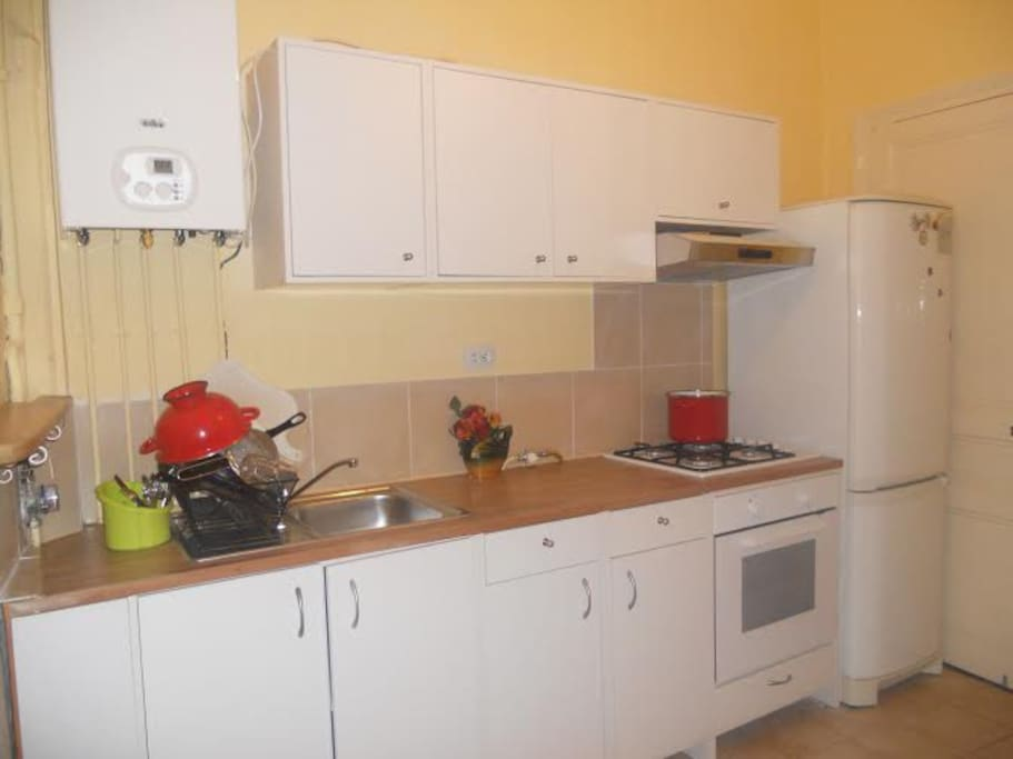 Cuisine équipé