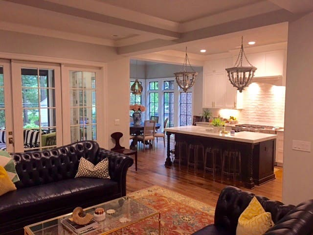 Pristine Myers Park Home for your stay