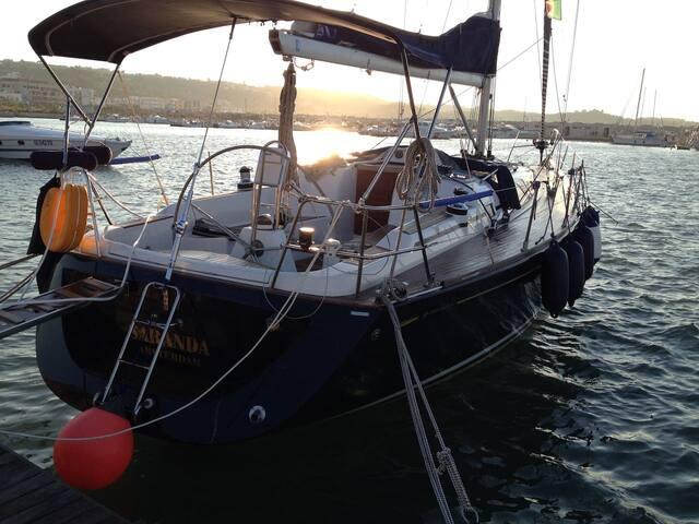 Gallipoli Boat&Breakfast a vela 40' - Gallipoli - Boat