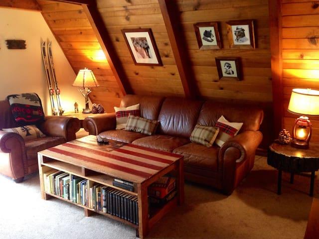 Tahoe Alpin Haus - Траки - Дом