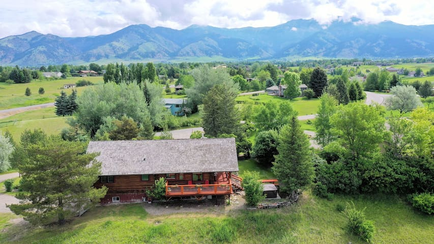 The Forever Home - 360° Majestic Moutain Views