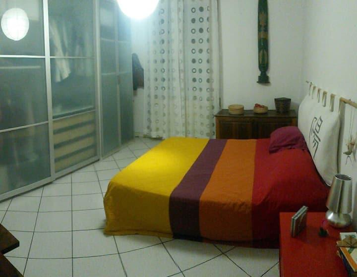 Appartamento 4 posti letto in prima periferia