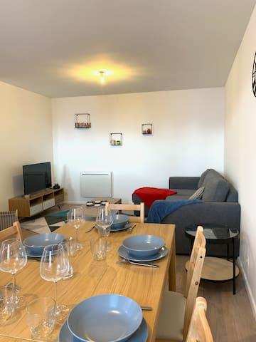 Appartement dans l'hyper-centre d'Auray