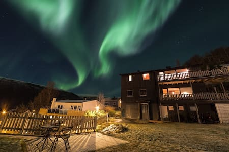3 rooms apartment with a beautiful view - Tromsø