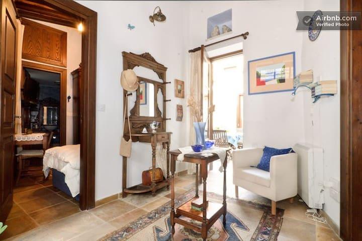 Studio in a tradizional home