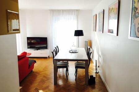 Spacieux appartement, Bois Colombes - Paris 8 min - Bois-Colombes - Lägenhet