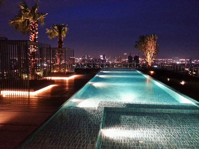 One Bedroom in Luxury Condo  - Bangkok - Apartamento