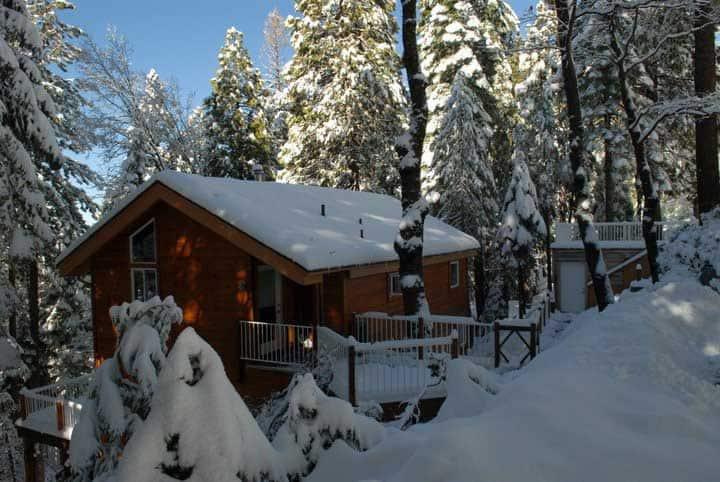 Inside Yosemite! Hummingbird Raven House