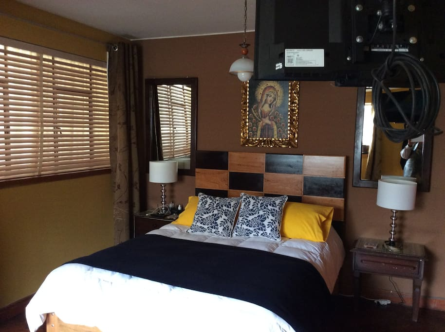 FURNISHED BEDROOM (SINGLE OR DOULE)