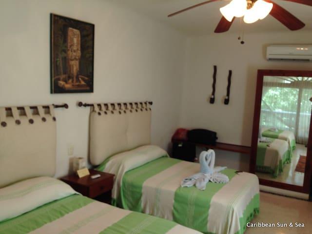 Chichen Itza -Standard Room 4 pax - Chichen-itza - Altres
