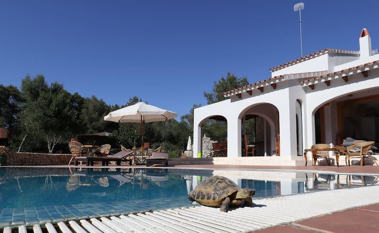 La Casa Menorca - Maison d'hôtes (chambre 1)